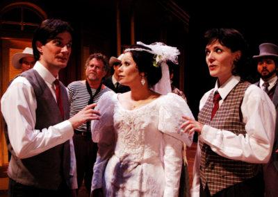 Twelfth Night, Southwest Shakespeare Company, photo: Laura Durant