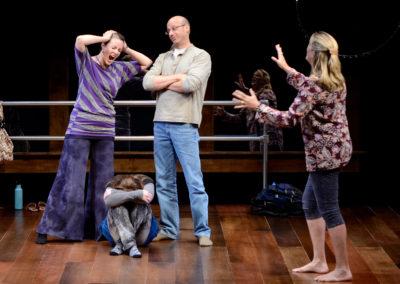 Circle Mirror Transformation, Actor's Theatre, photo: John Groseclose