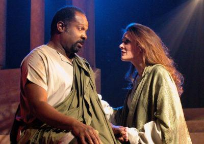 Julius Caesar, Southwest Shakespeare Company, photo: Laura Durant