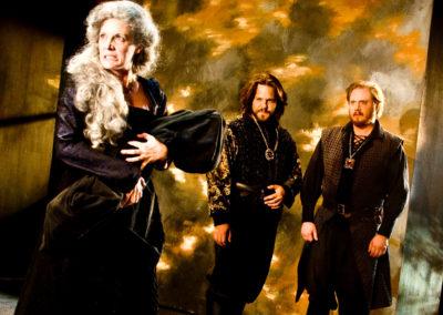 Richard II, Southwest Shakespeare Company, photo: Laura Durant