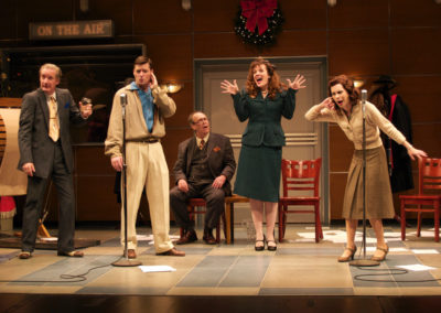 It's A Wonderful Life: A Live Radio Play, Arizona Theatre Company